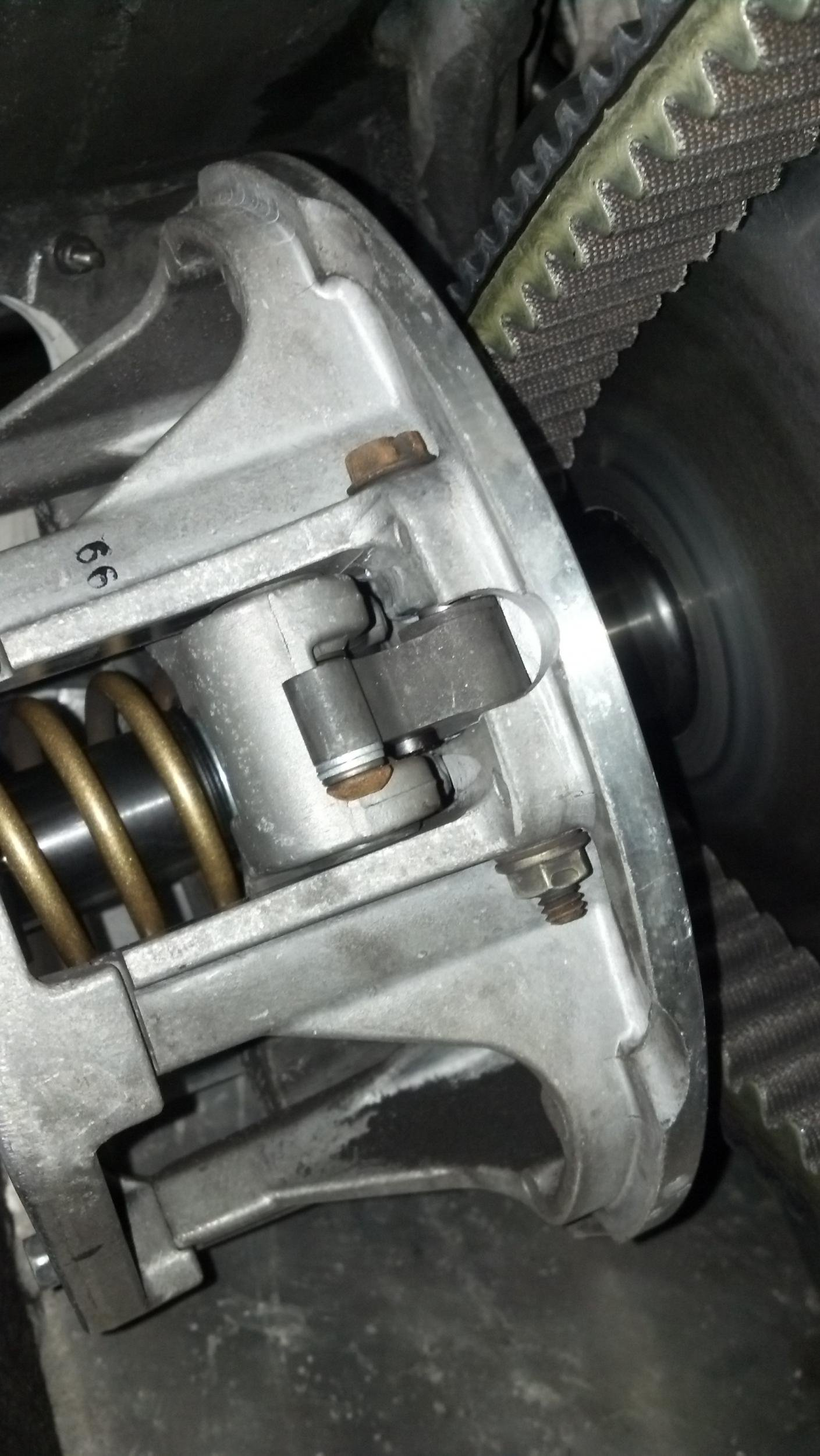Does anyone have any pictures of there clutch kit install