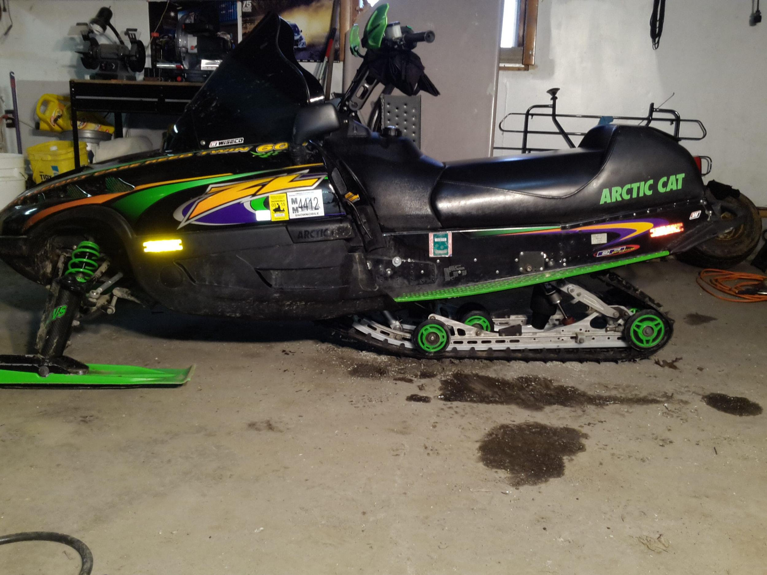 Wiring 2000 Zrt 600 Arctic Cat Real Diagram What Did You Do To Zr Zl Ext Tcat Today Page 50 1999 2001 Harness