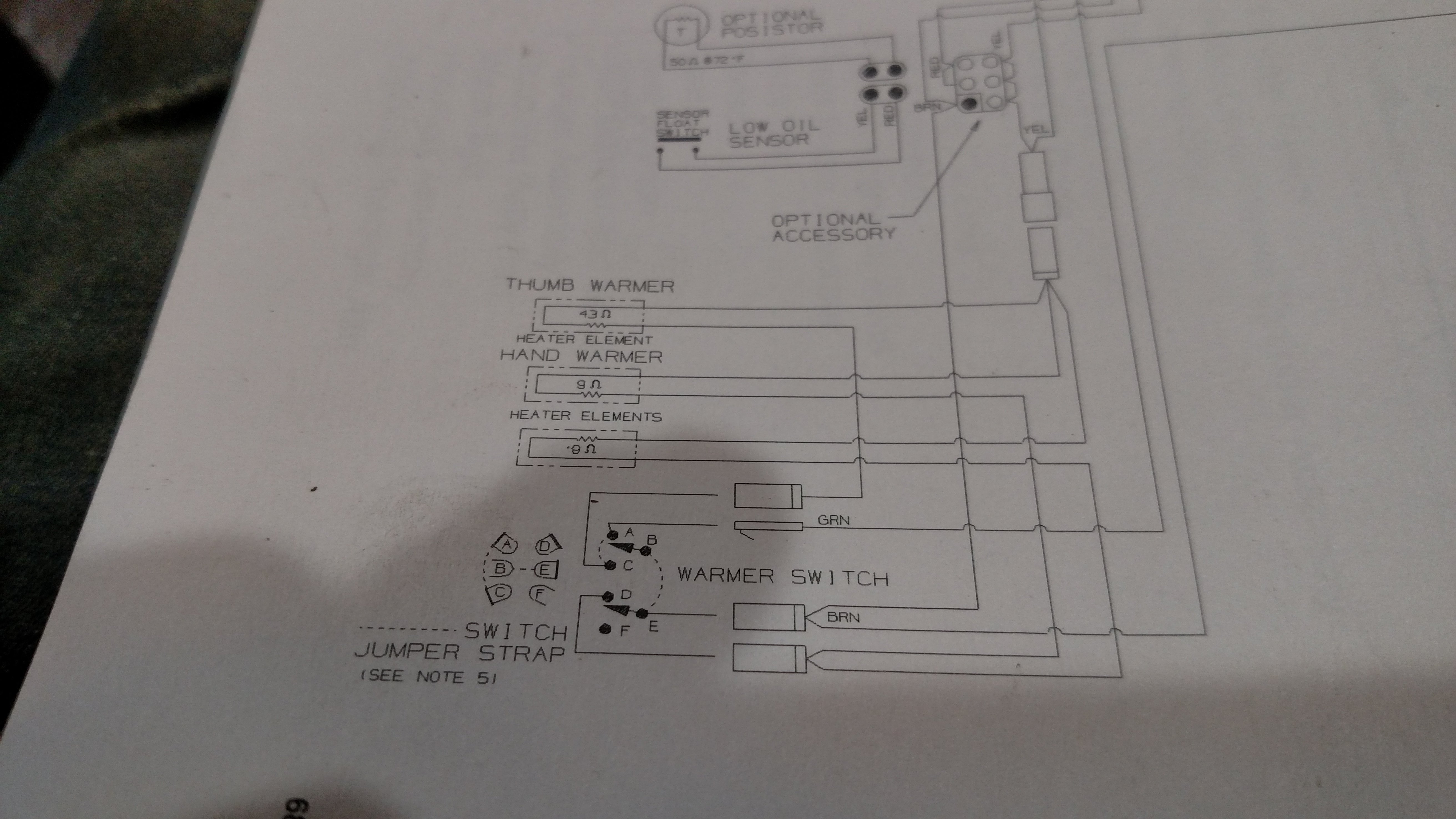 snowmobile hand warmers wiring diagram - Wiring Diagram