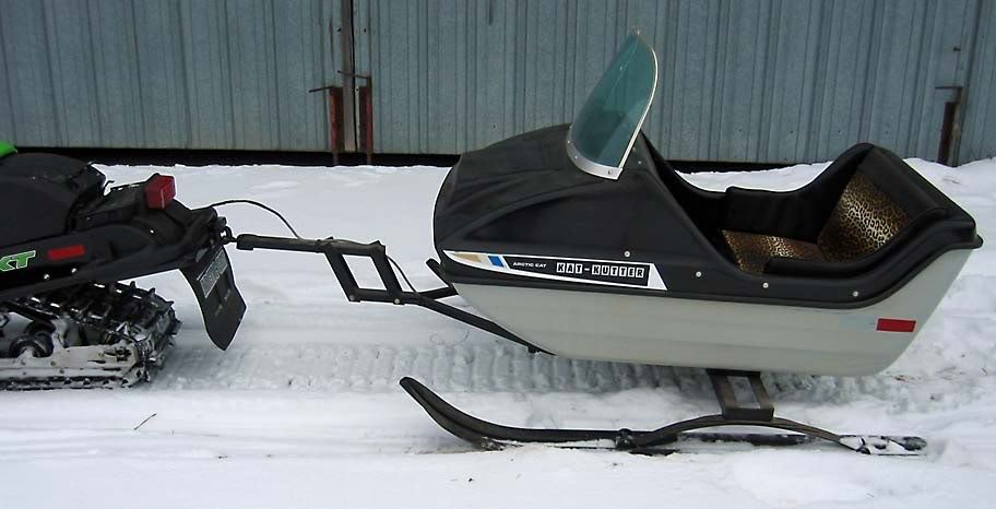 Drop hitch for cutter snowmobile sleigh?? - ArcticChat.com ...
