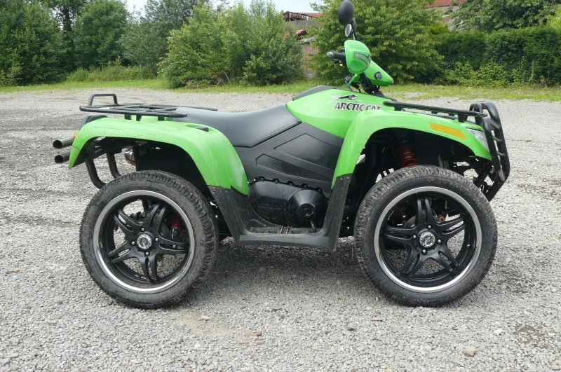 Car Wheels Tires On An Atv Please Help Page 2 Arctic Cat Forum