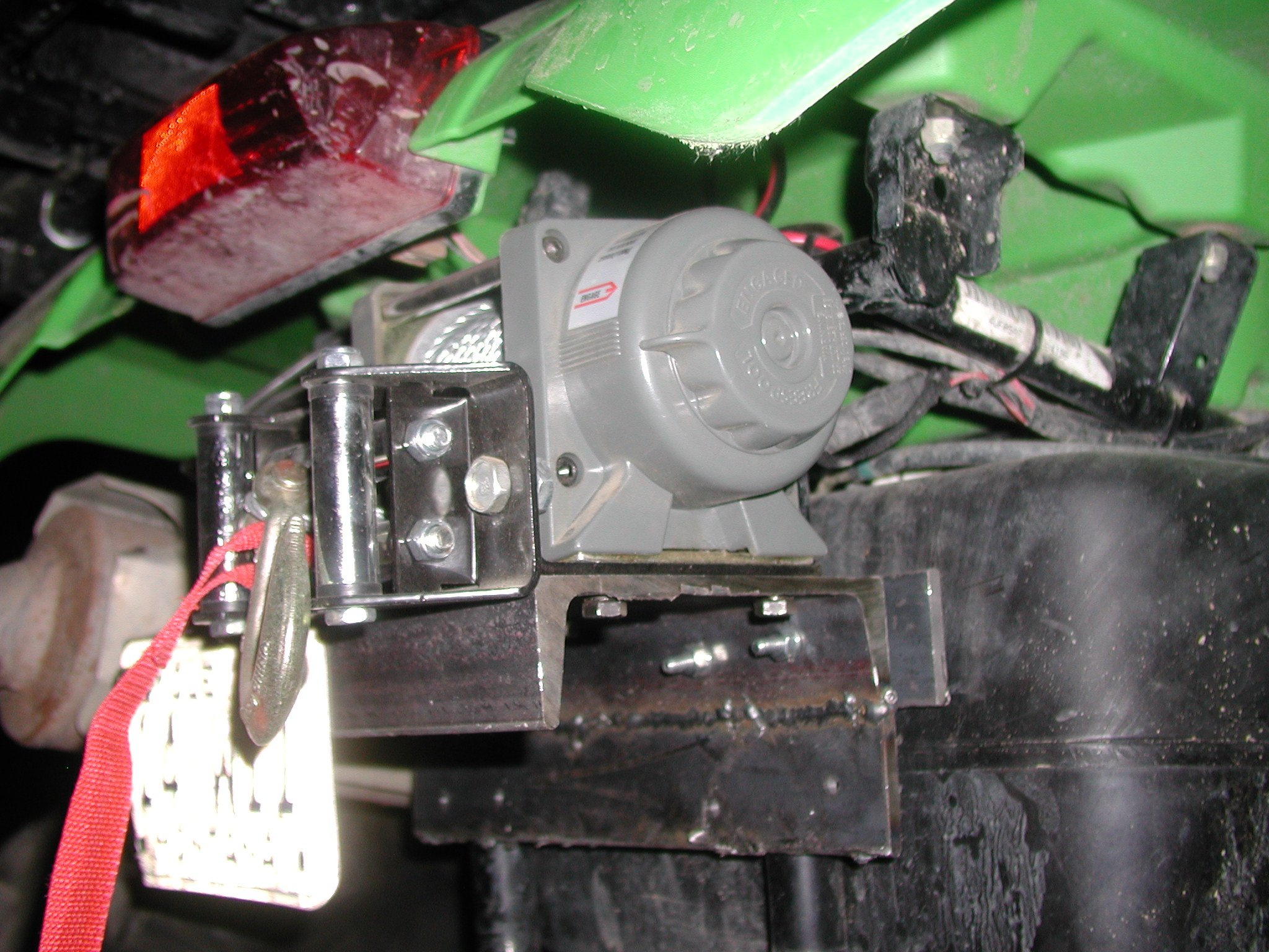 Rear Winch Mounting Bracket Help Arctic Cat Forum Brute Force 750 Wiring Diagram On Switch Warn Click Image For Larger Version Name P1010009 Views 4798 Size 6427
