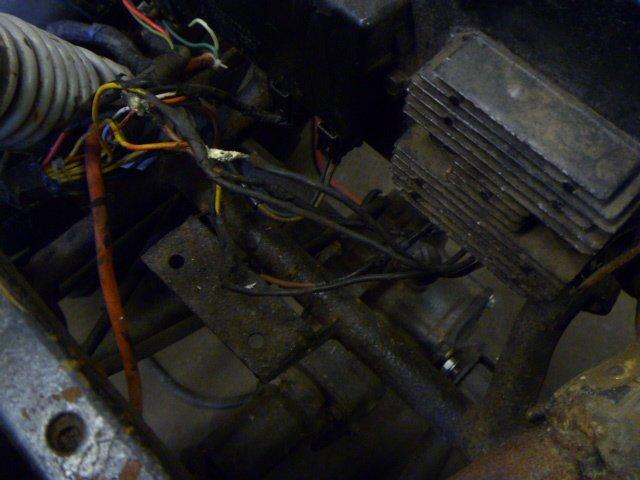 454 Bearcat 4x4 Need Help With Wiring