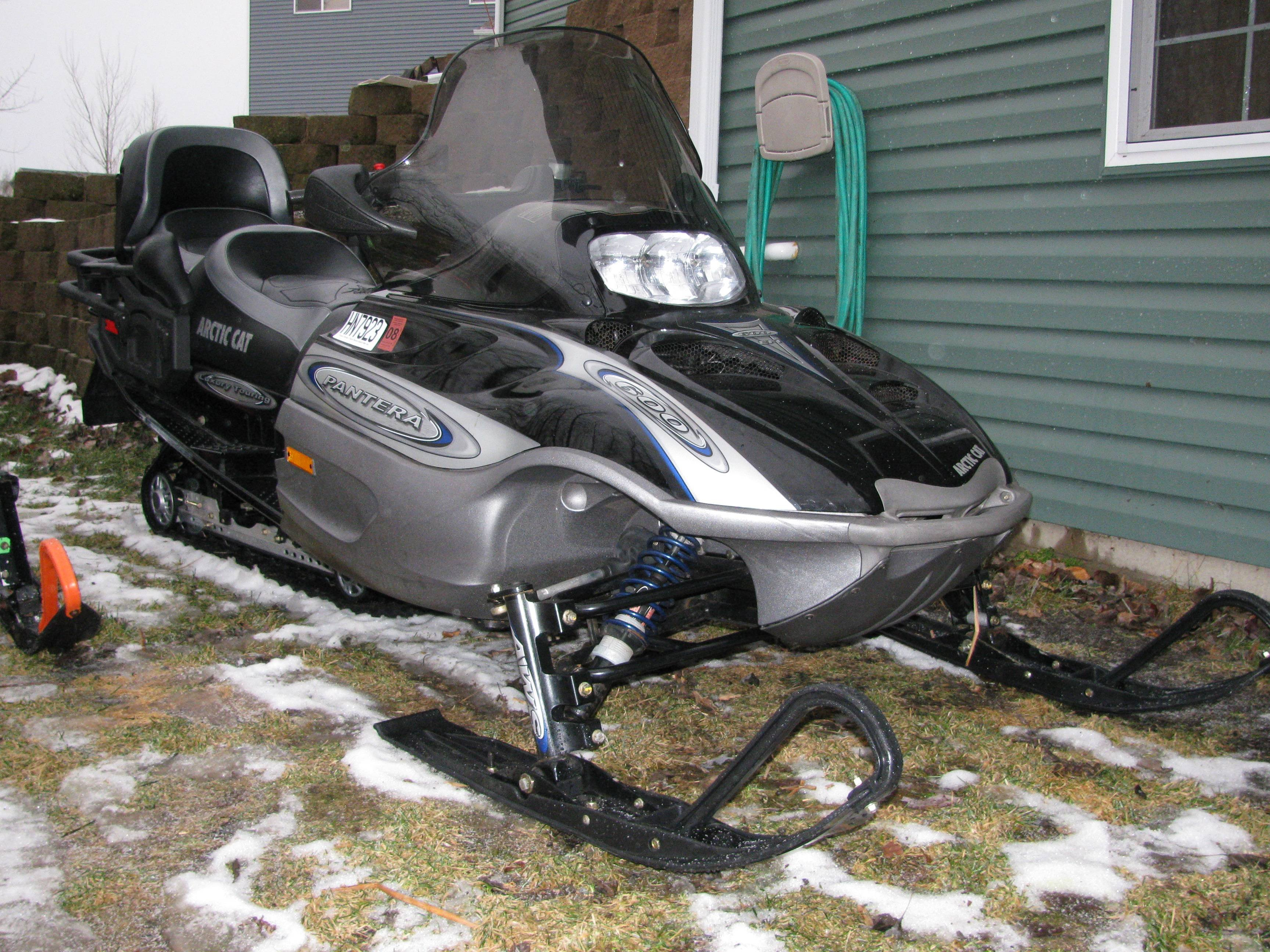 Arctic Cat Pantera  For Sale