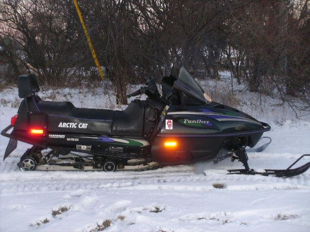January snowmobile ride photo s arcticchat com arctic cat forum