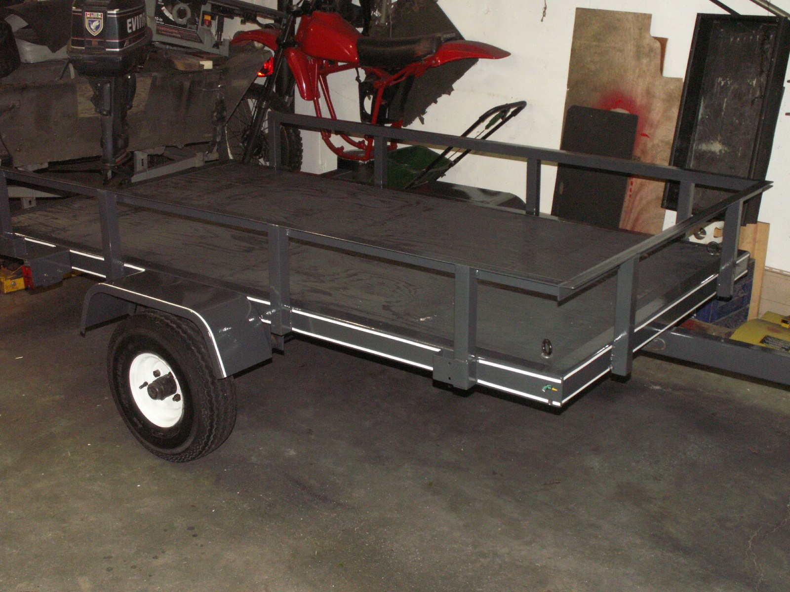 Need A Small Trailer For Behind Atv Arctic Cat Forum