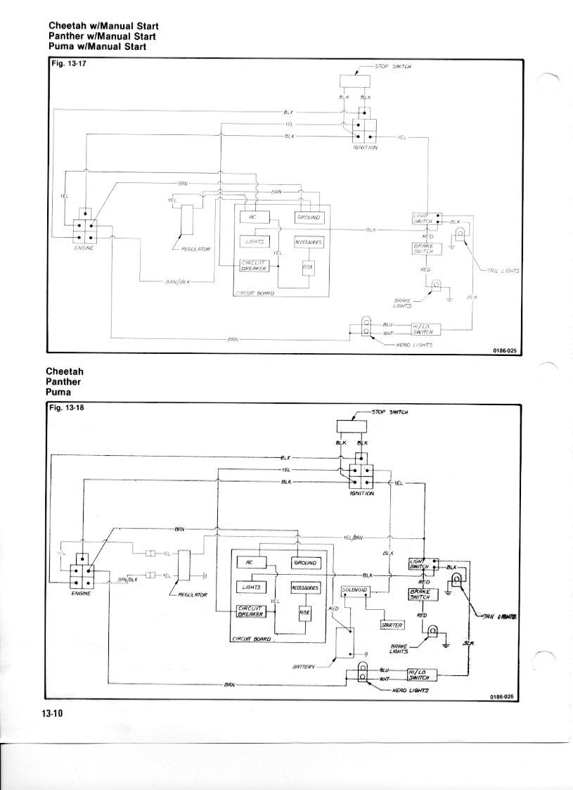 U0026 39 72 Puma Electric Start Kit    Need Pictures