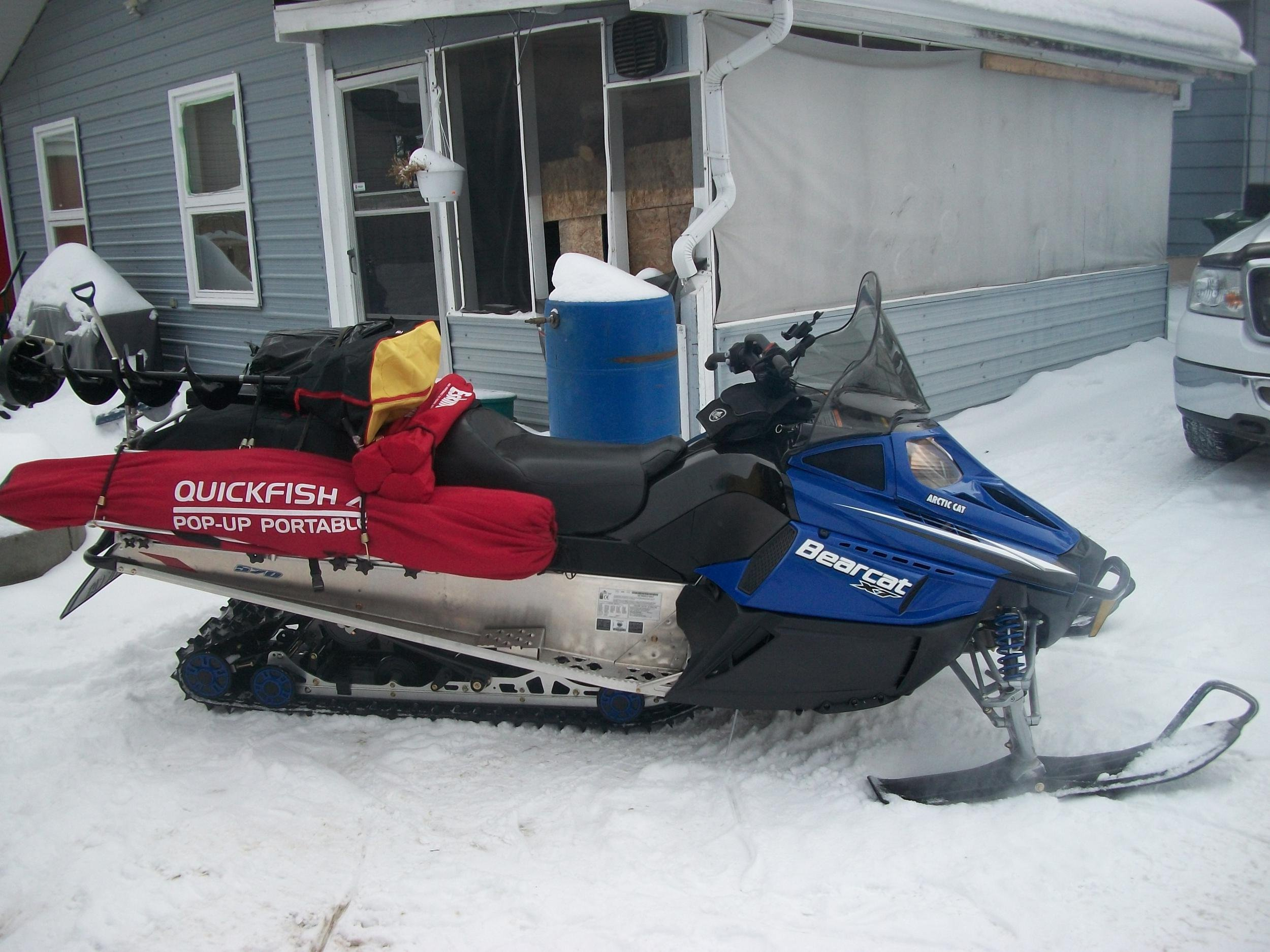 D Ice Fishing Sled Mod Pictures Rack Ct