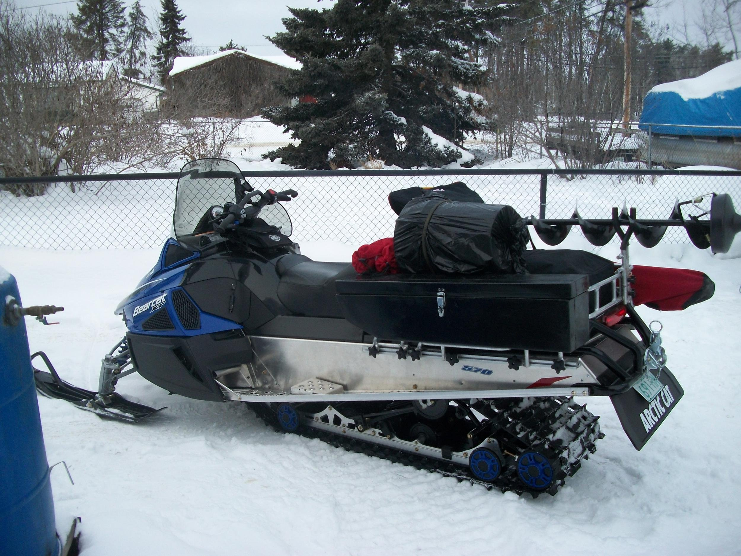 Ice Fishing Sled Mod Pictures Arcticchat Com Arctic