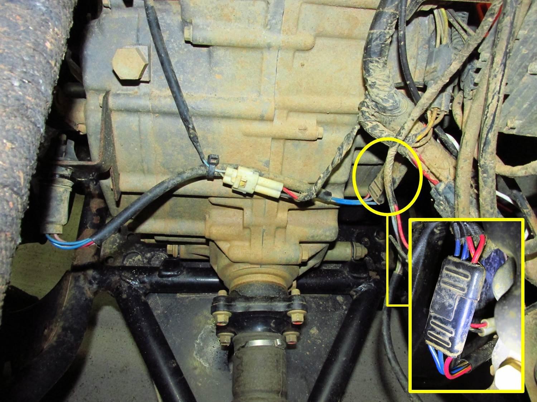 Car Backup Light Wiring