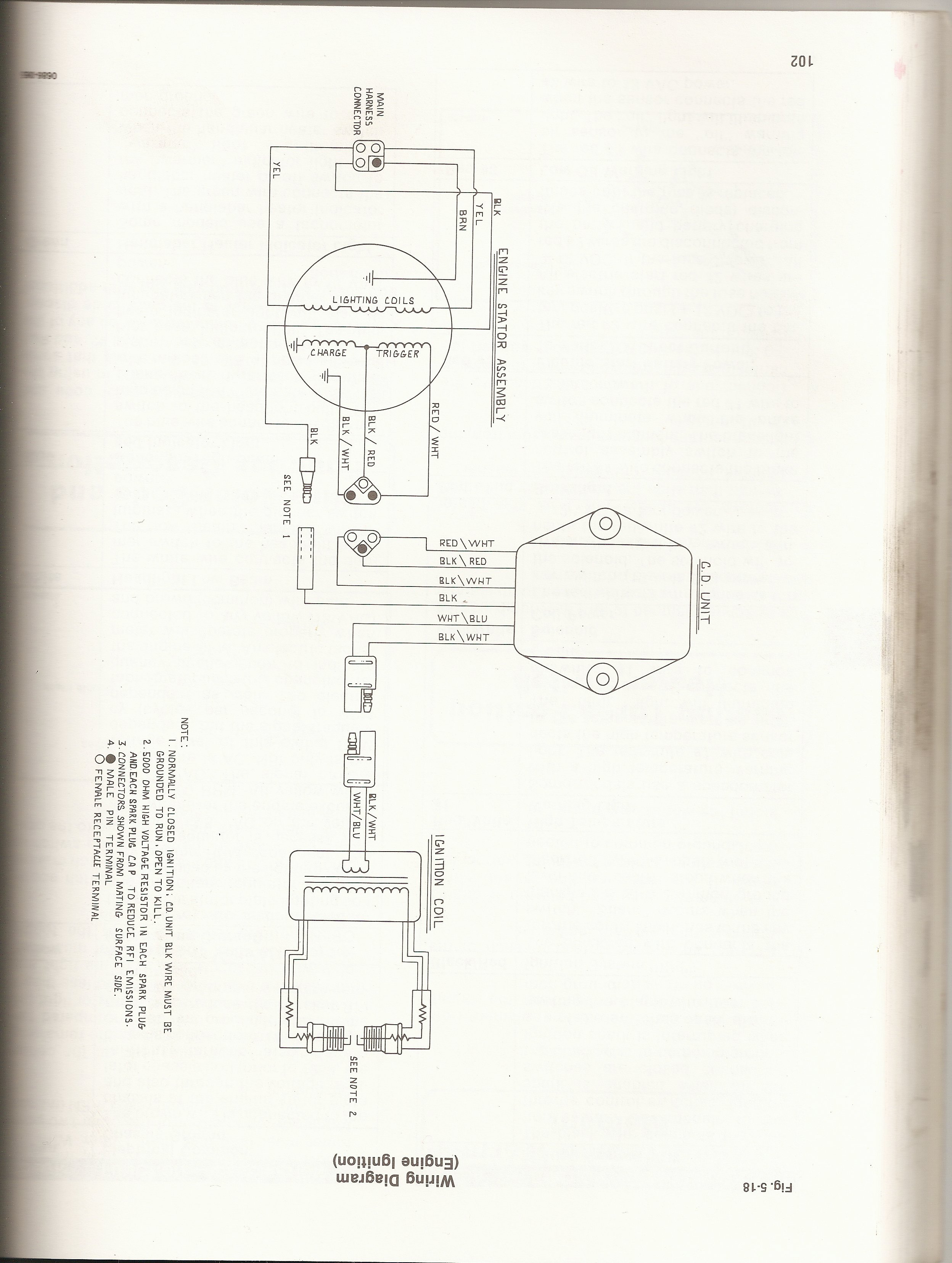 1992 Wildcat Wiring Diagram | Arctic Chat : Arctic Cat Forum | Wildcat Wiring Diagram 92 |  | Arctic Chat