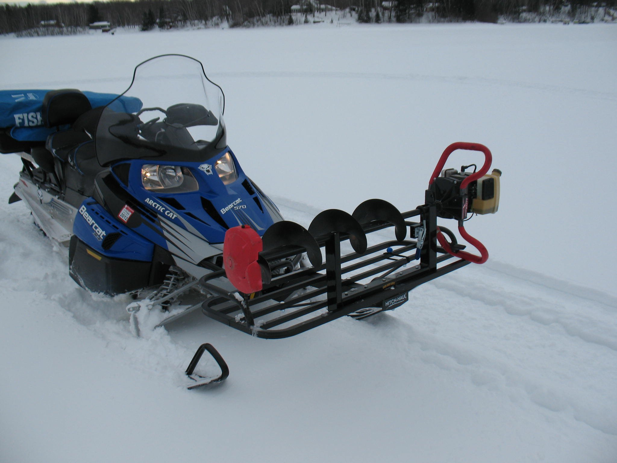 D Ice Fishing Sled Mod Pictures Sled Pics