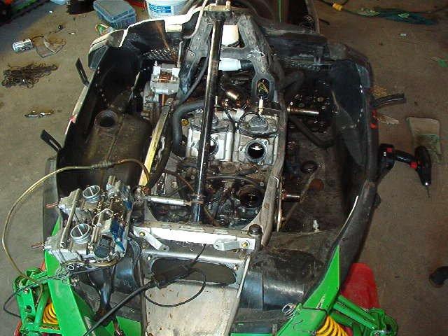 Side By Side Atv >> snopro 440 motor swap - ArcticChat.com - Arctic Cat Forum