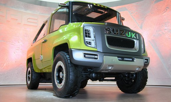 Country Life Suzuki Utv Build
