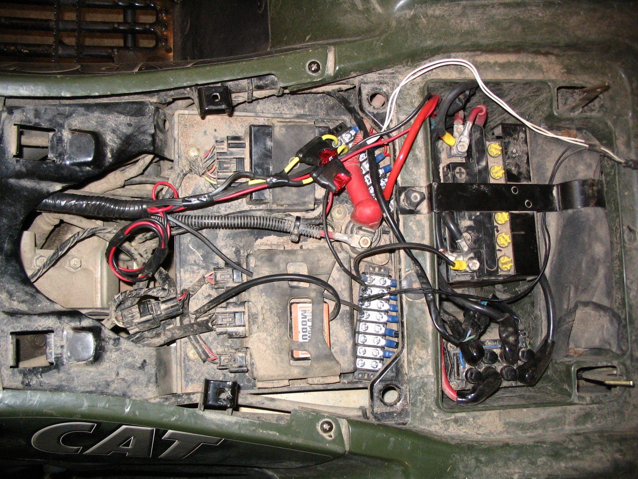 2004 Arctic Cat 650 V2 Wiring Diagram Manual Of Ignition Controlled Power Mod Arcticchat Com Forum Rh