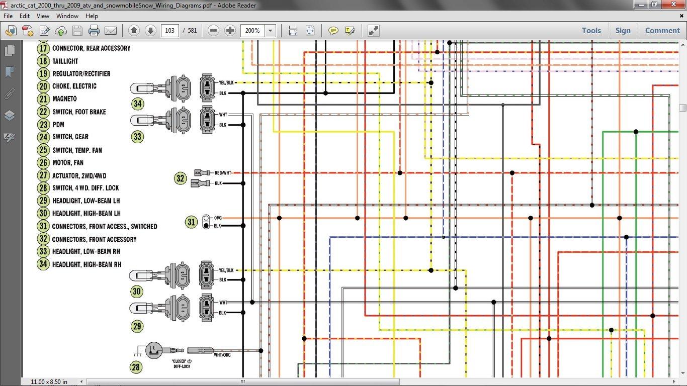 [DIAGRAM_5NL]  650 H1 Winch Install | Arctic Cat Forum | Arctic Cat 650 V2 Wiring Diagram |  | Arctic Cat Forum