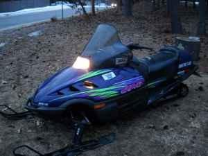 Showcase cover image for mattyvz71's 1997 Arctic Cat 440 Jag