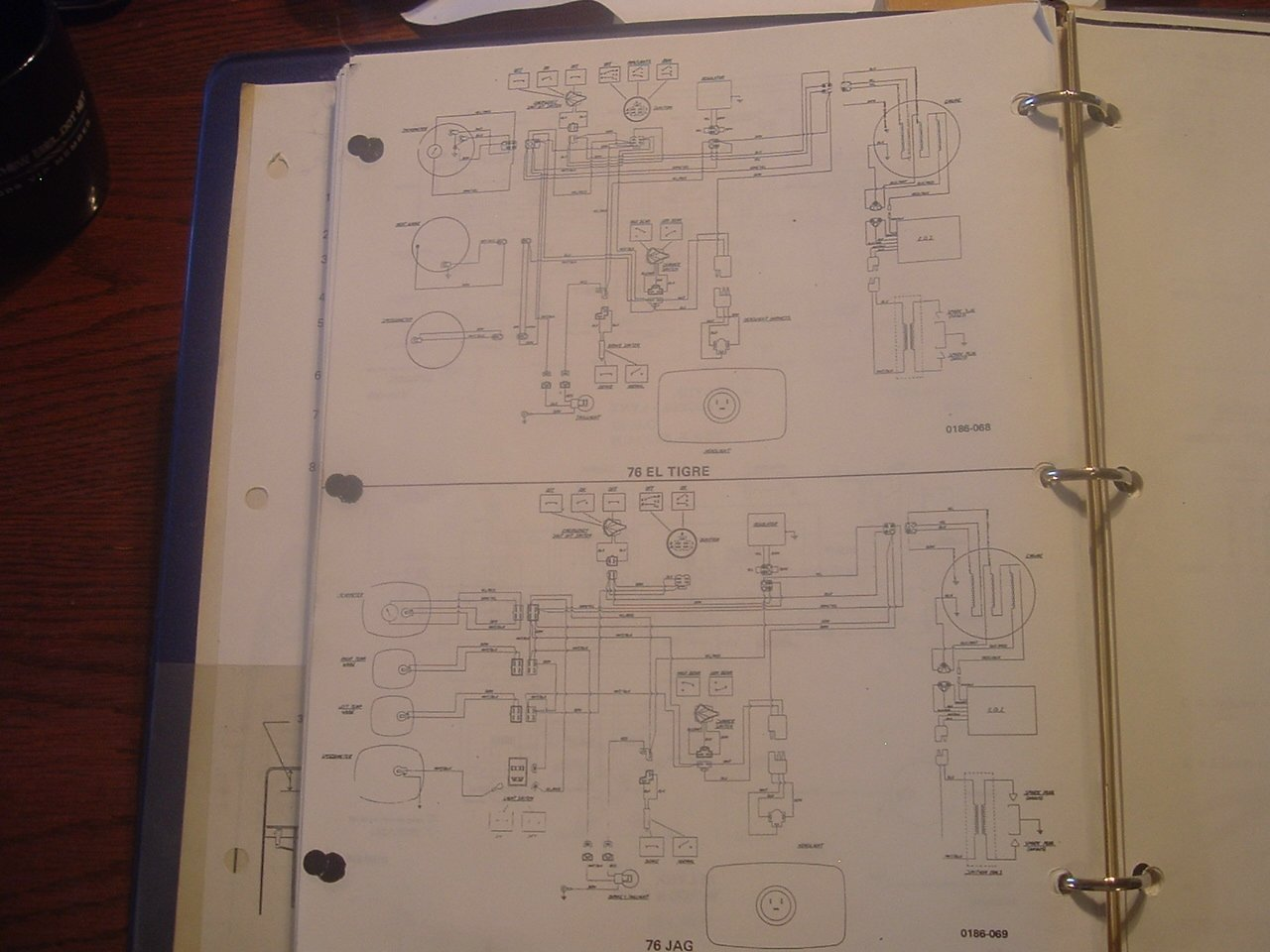 1976 Arctic Cat Jag Wiring Diagram