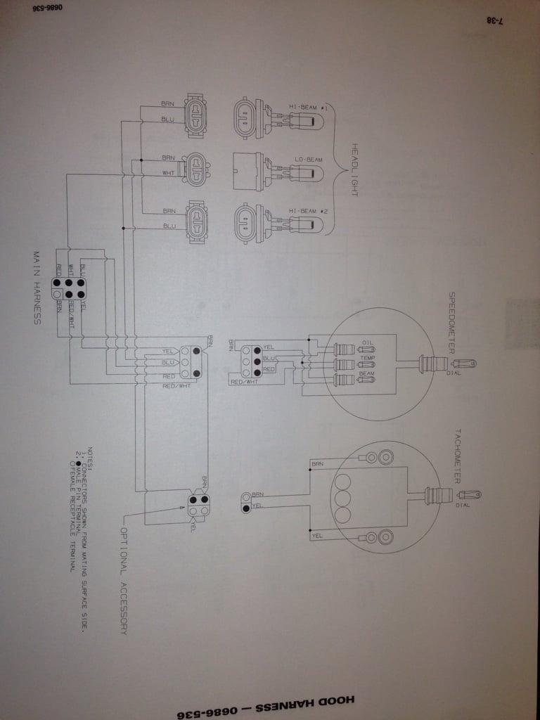 01 snow pro cc mod wiring help   Arctic Cat Forum  Arctic Cat Wiring Diagram on